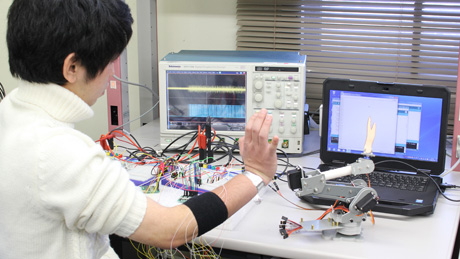 Course of Electronics for Informatics